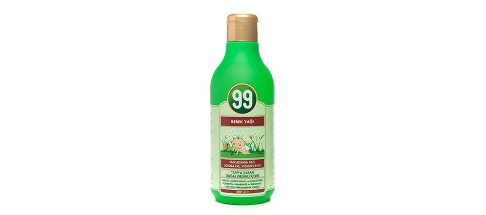 Talu Pharmaceuticals  99 Baby Oil