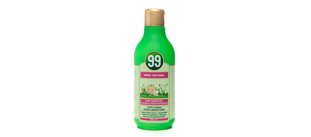 Talu Pharmaceuticals  99 Baby Lotion