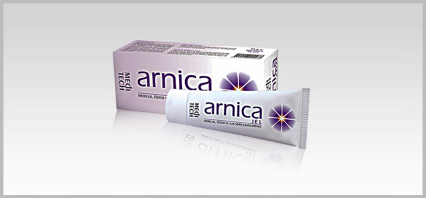 Talu Pharmaceuticals  Arnica Cream/Gel